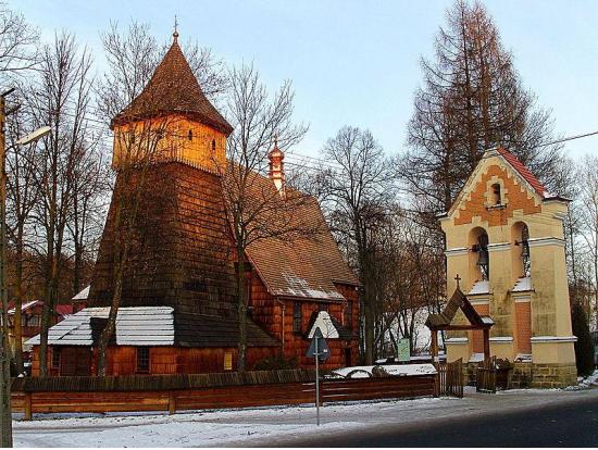 マウォポルスカ南部の木造聖堂群の画像 p1_3
