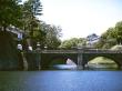 Nijubashi Bridge at the Tokyo Imperial Palace
