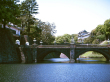 The Nijubashi Bridge at the Imperial Palace