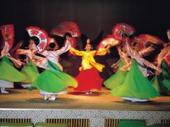 韓国伝統文化「コリアハウス」ナイトツアー(夕食付き)<専用車&専任ガイド>