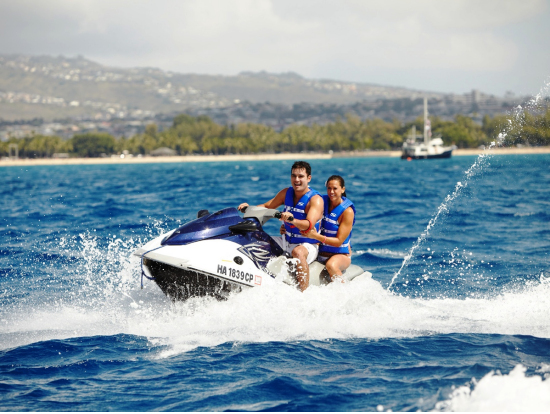 Honolulu Jet Ski Tours