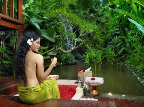 セマナ・スパ「The Semana Spa at Villa Semana」スパパッケージ ウブドの森に佇むヴィラで優雅なスパ<ウブド地区>