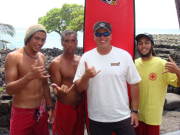 Hi Lifeguard Surf Instructors