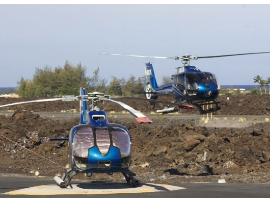 Luxury Volcano Big Island Spectacular Helicopter Tour From Waikoloa Hawaii