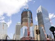 NY / フリーダムタワー建設中