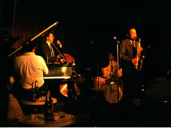 jazz-smalls のジャズを満喫!名門ジャズクラブナイトツアー <日本語ガイド> | ニュ