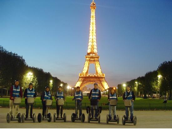 City Segway Tours Paris France