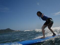 ハワイの地元サーファーたちから学ぶ!サーフィン・レッスン by ロコボーイズサーフスクール