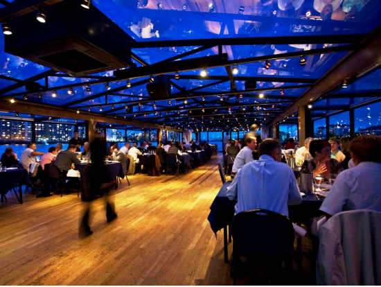 Bateaux London Thames River Luxury Dinner Cruise London
