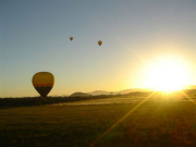 cairns hot air balloon ride