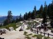 Yosemite /グレーシャーポイントツアー