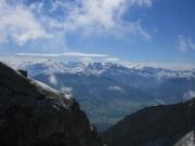 ピラトゥス山からの眺め