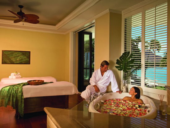 Heavenly Moana Lani Spa Massage At Moana Surfrider Hotel-4415