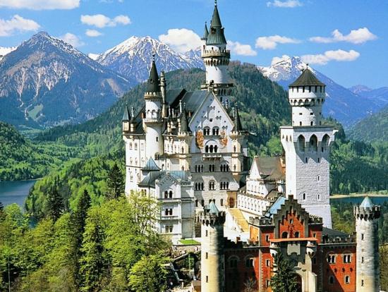 1000  images about I <3 castles on Pinterest