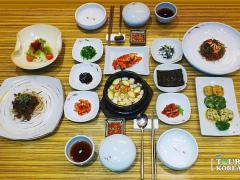 韓定食のランチ+キムチ作り体験ツアー<午後/仁寺洞解散>