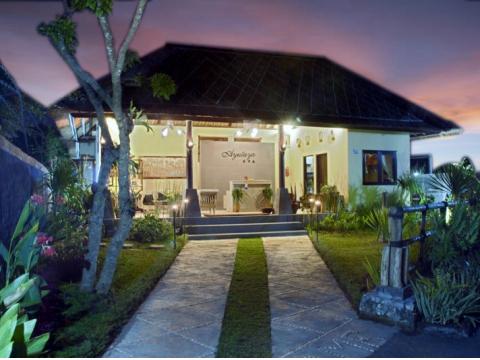 アユタヤ スパ「Ayutaya Spa」 スパパッケージ バリ島の隠れ家 リピート必至の人気スパ<往復送迎付/ジンバラン地区>