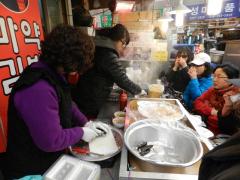 韓国グルメ食い倒れ午後半日観光ツアー<Part3>