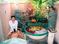 スカール・ジャガット・スパ「Sekar Jagat Spa Bali」 パッケージメニュー