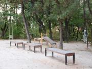 【イケメンですね】A.N.JELL4人がバドミントンをやった公園