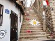 【屋根裏】パク・ハの後ろをイ・ガクが密かについて行った壁画村2