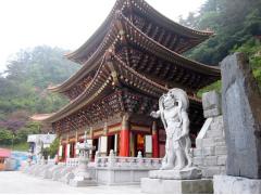 韓国の美紀行、丹陽八景+救仁寺 1日観光ツアー