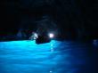 ROME / 青の洞窟