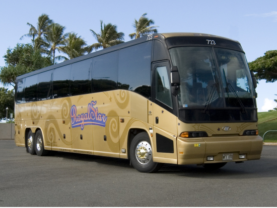 Private Mini Bus Amp Motorcoach Hourly Charter Service Oahu Tours Amp Ac