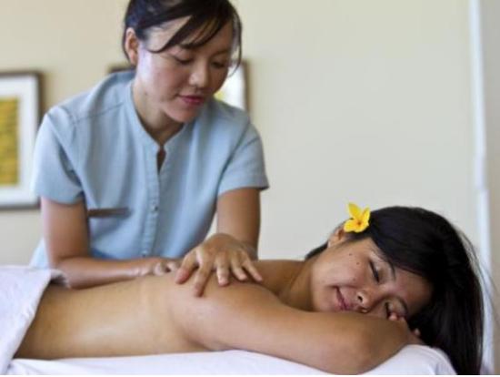 Heavenly Moana Lani Spa Massage At Moana Surfrider Hotel-6840