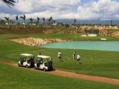 コーラルクリーク・ゴルフコース 送迎付きゴルフツアー