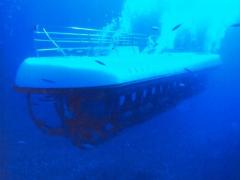 アトランティス潜水艦 プライベート貸切チャーター