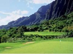 コオラウ・ゴルフコース 送迎付きゴルフツアー
