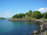 7 Dunollie Castle from Oban