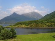 8 Glen Coe and Loch leven