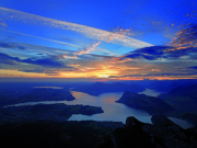 Pilatus sunrise
