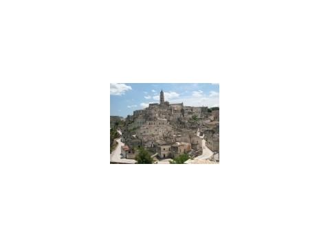 マテーラの旧市街