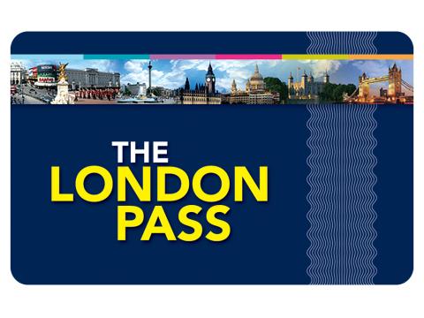 ロンドンパス(THE LONDON PASS®)人気観光スポット割引&優先入場カード
