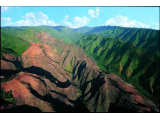 Hawaii Waimea Canyon