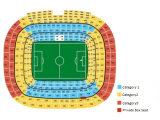 Real Madrid seat pricing