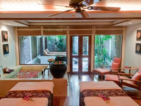 アナンタラ・スパ「Anantara Spa」憧れのホテルスパでちょっと贅沢な自分へのご褒美<ラマ三世橋周辺/チャオプラヤ川西岸>