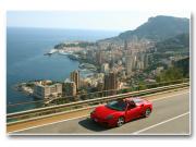 Ferrari panorama Monaco