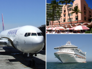Airport to Hotel or Cruise