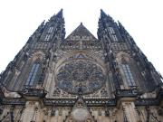 プラハ城内聖ヴィート大聖堂
