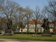 ヴィシェフラド内公園