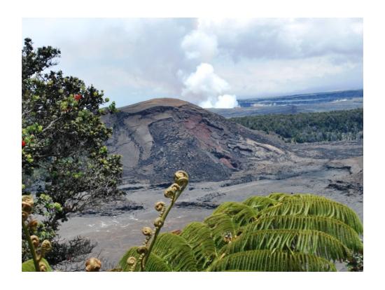 Volcanoes National Park Sunset Lava Walk Tour From Kona