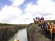 river jump