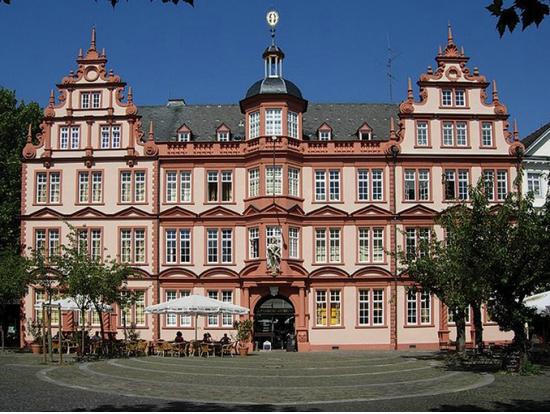 Wiesbaden To Frankfurt