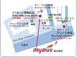 My bus ベネチア集合場所 as of JUN2013