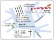 My bus_フィレンツェ集合場所 as of JUN2013