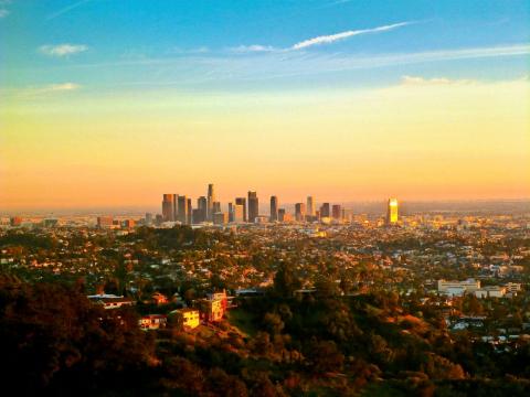 Hollywood hike