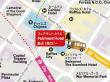 フェアモントホテル地図